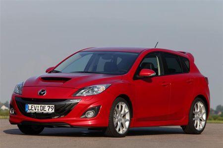 Mazda3 MPS 3