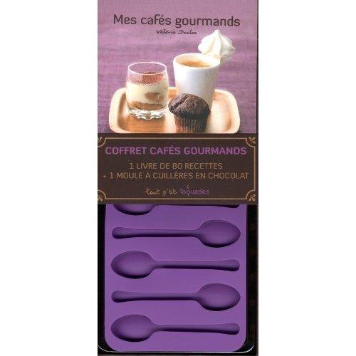 LIVRES CAFES GOURMANDS