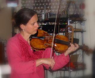 Sylvie Bonet Violon