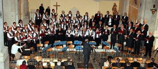 Ensemble vocal universitaire