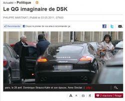 Porsche DSK