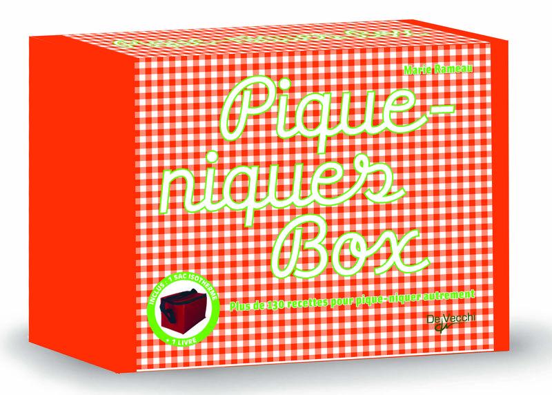 Pique-niques box 3D