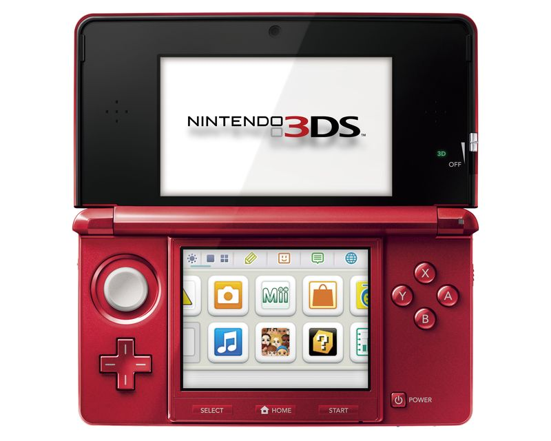 3DSRED