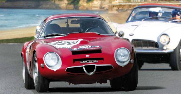 Le Tour auto 2012 arrivera à Nice