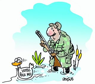 Image chasse