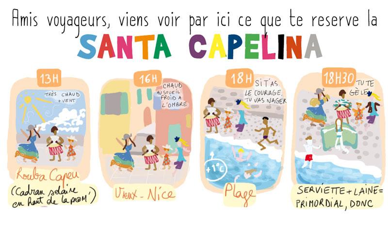 Santa-capelina_present