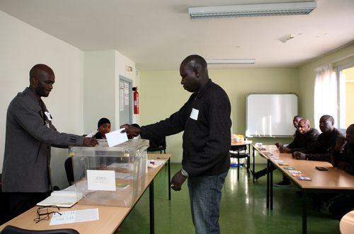 Vote sénégalais