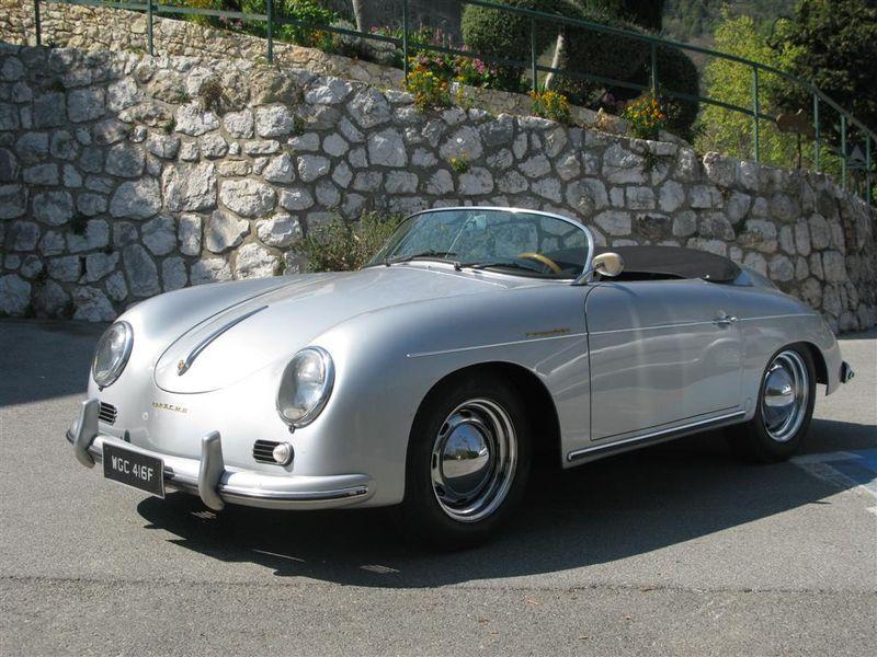 Porsche 356 008