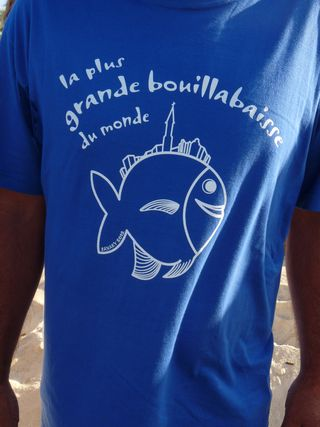 Le coion bleu tee shirt 524