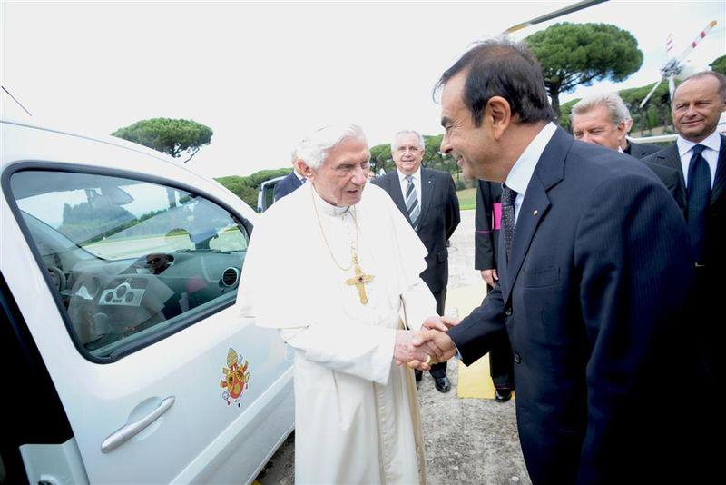 Pape et Kangoo