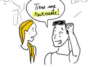 TiensUneRevenante