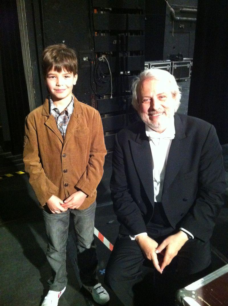 Raphaël et Philippe Auguin, chef d'orchestreJPG