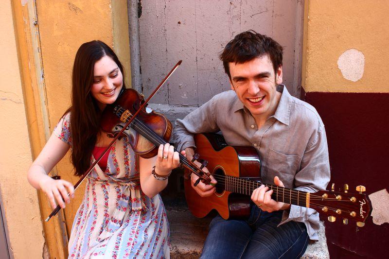 Zoe & John les irlandais du VN