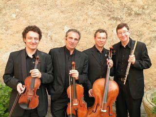 Quatuor Courreges, Dato, Rullière, Depetris