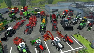 Farming-simulator-4