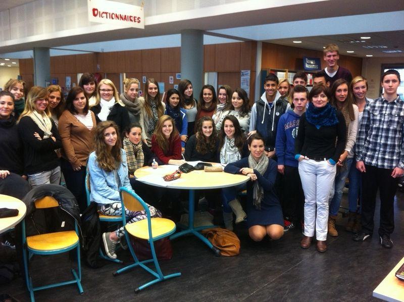 1e ES lycée Saint-Exupéry St-Raphaël