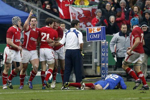 France-Galles