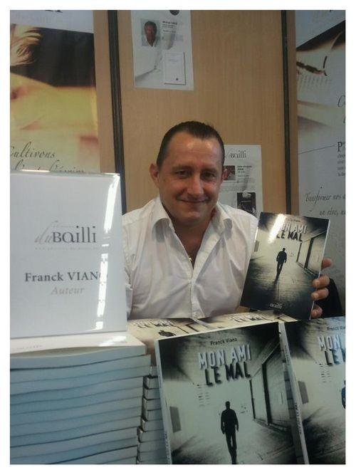 Franck ami dedicace