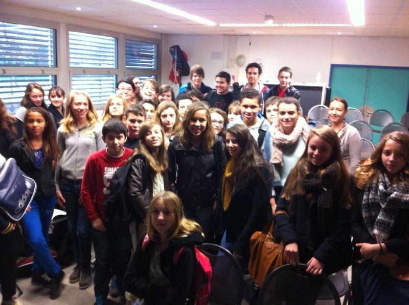 4e collège Roux Hyères