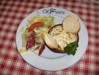 Le coin bleu visuel recette fromage Châteauvieux