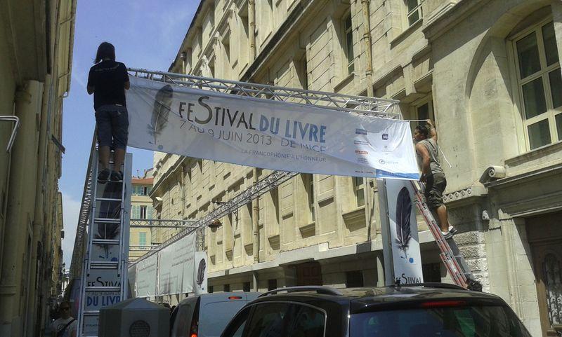 Festival Du Livre - Bannière