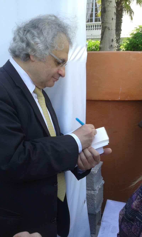 Festival Du Livre - Amin Maalouf