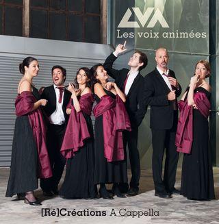 Couverture CD LVA Récréations a cappella R B (1)