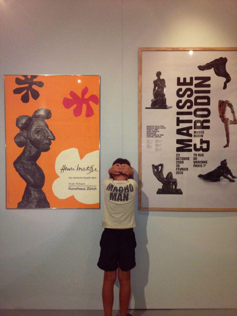 Affiches Matisse 4