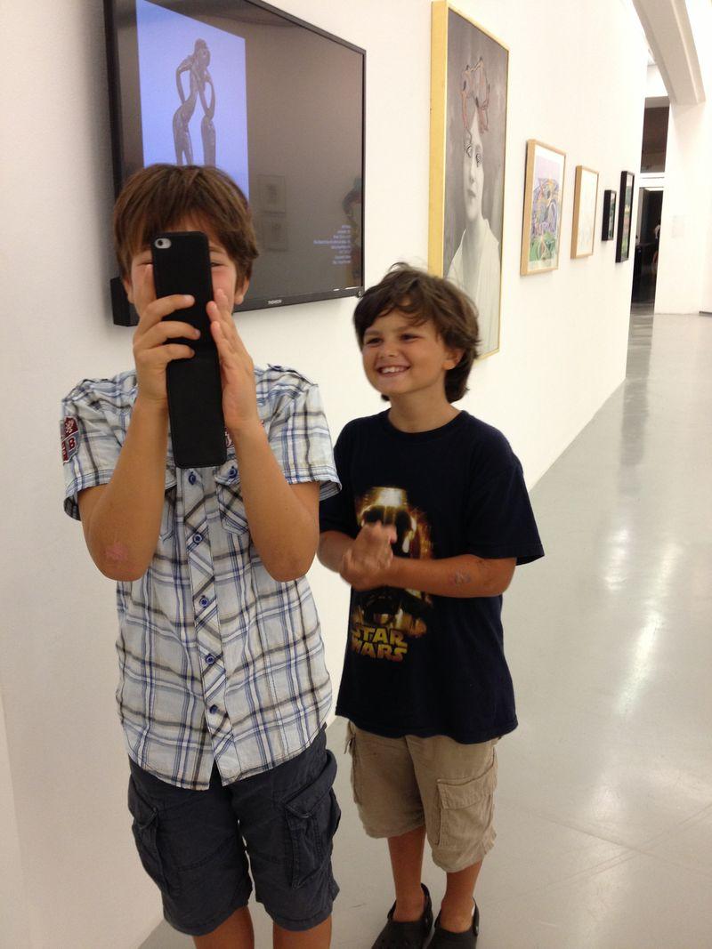Les petits reporters Matisse 1