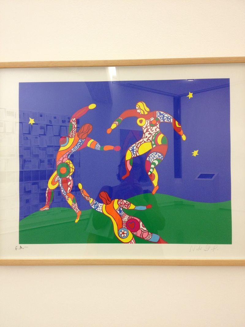 La Danse Niki de Saint Phalle2