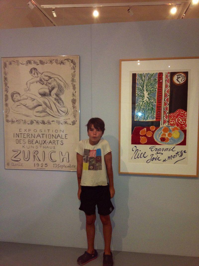 Affiches Matisse 5