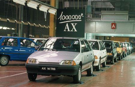 Aulnay AX