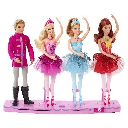 Bbm01-mattel-barbie-danse-ballerine-avec-mus