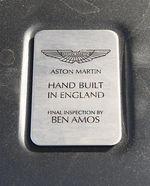 Aston plaque