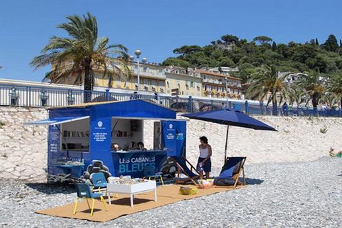 Les-Cabanes-Bleues_ville de Nice175x115cm