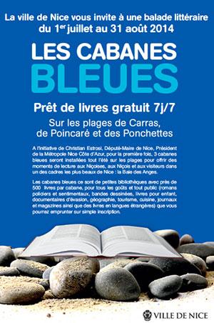Cabanes-bleues