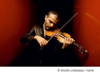 KORCIA Laurent-violon 2012-n2-photo Elodie Crebassa