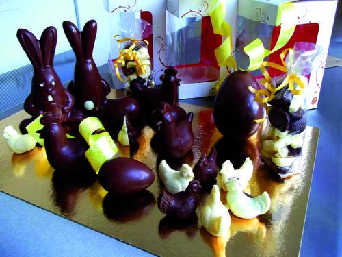 Le coin bleu cours cuisine chocolat La Seyne