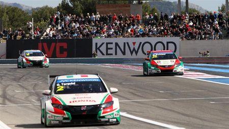 Honda WTCC