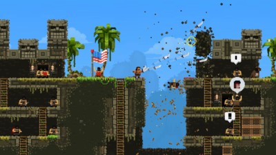 Broforce - Screen 1