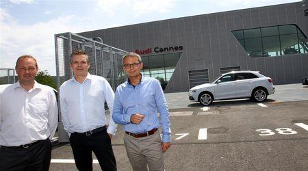 Audi Mougins