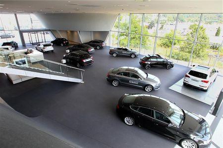 Audi Mougins 4