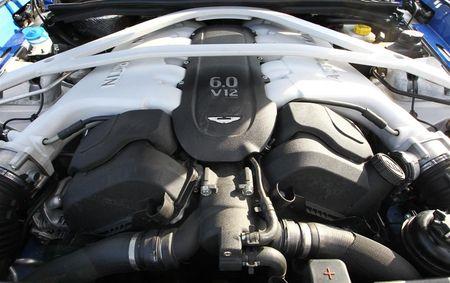 Aston moteur