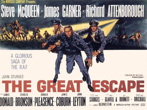 Affiche Grande Evasion