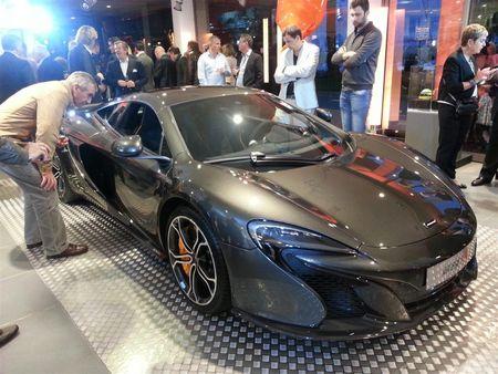 McLaren650S