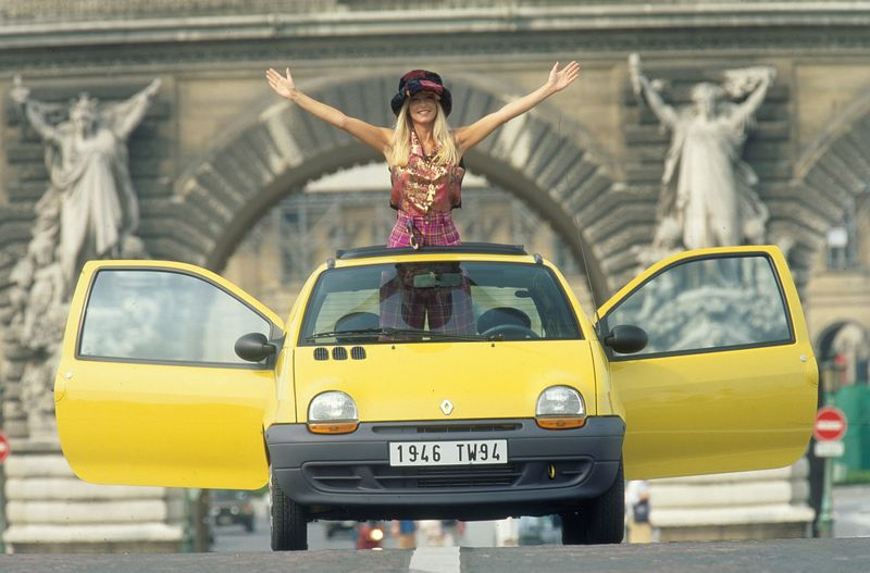 The first Twingo 5