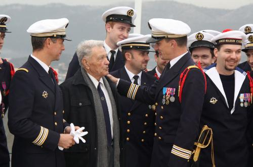 Le dernier sous-marinier du Casabianca s'est éteint