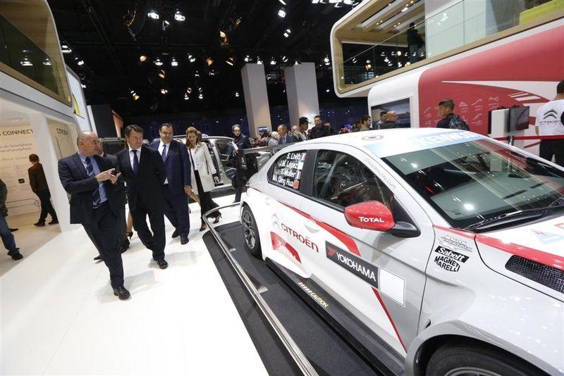 Estro Mondial Citroën