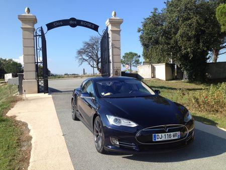 Tesla Clos des Roses