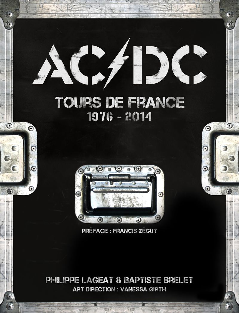 Couverture ACDC Le Livre Tours de France 1976-2014 @credit_Editions Point Barre
